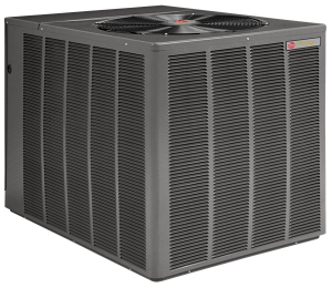 The Rheem Prestige Series Two-Stage Heat Pump