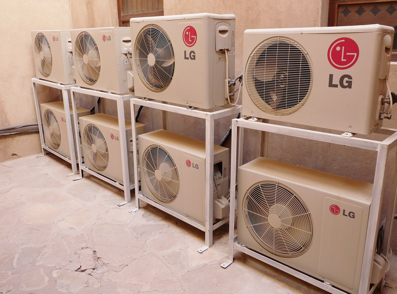 Top 5 Benefits of Split Air Conditioning Systems